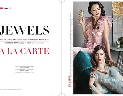 Adorn Magazine - Jewels Ala Carte