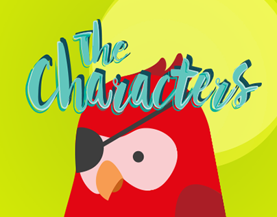 Whale Lab - The Characters