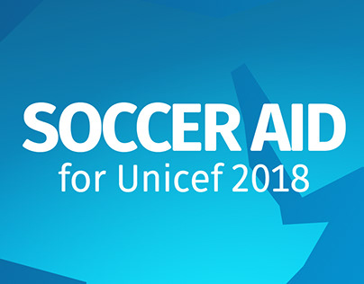 Soccer Aid for Unicef 2018