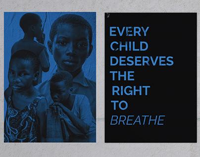 Breathe Africa Brand identity