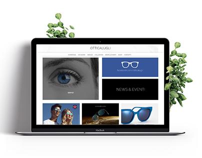 Ottica Lugli Website