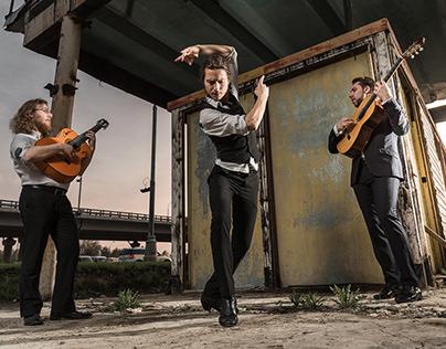 Impetuous Flamenco Guys