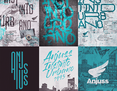 Anjuss - Posters