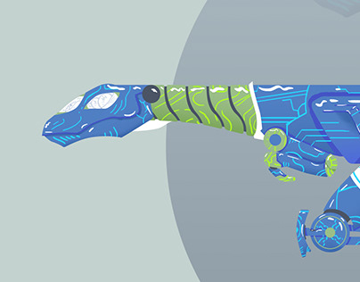 Dino Racer - CDC entry