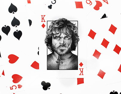 Game of Thrones Playing Cards - Dynasty ♥️♠️♦️♣️