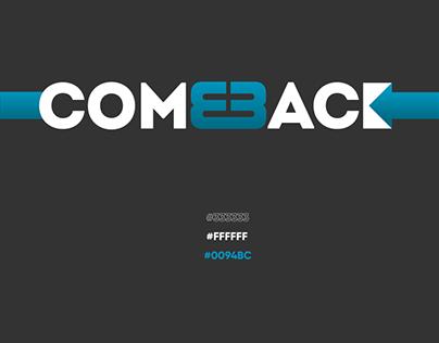 Logo - Comeback