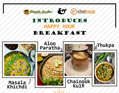 New Breakfast Introduced | chainook