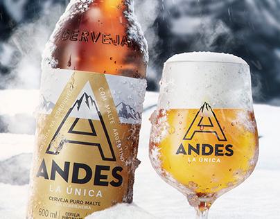 Cerveja Andes