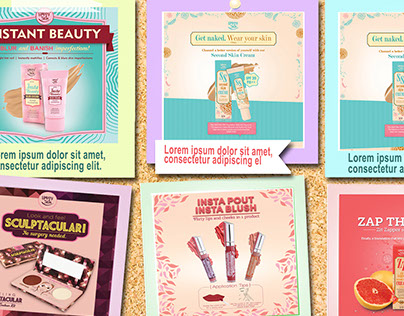 Newsletter Re-layout for Happy Skin
