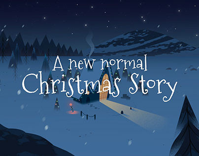 A normal Christmas Story