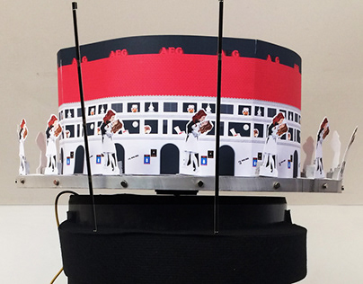 The Crazy Zoetrope for Peter Behrens