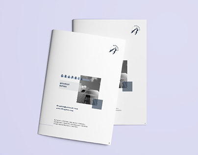 GRAPHIA - BUSINESS REPORT LAYOUT