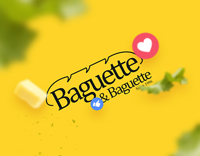 Baguette & Baguette Social Media 2017