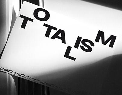 Totalism – Brand identity