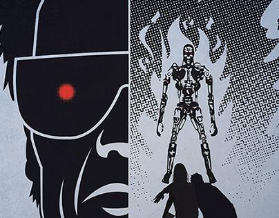 Fan Art Project The Terminator