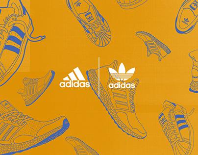 Adidas Promotion Graphics