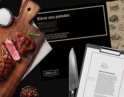 Brand - Brollo Steakhouse