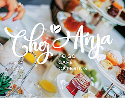 Café Chez Anja   Branding