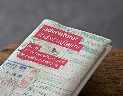Trippin Passport Holders