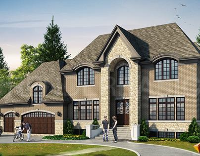 Birchwood House ,Illnoise,USA
