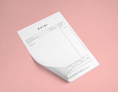 KUINI Estudio - Identidad, Diseño gráfico & web