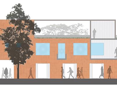 Proyecto Rehabilitación Casa Centro histórico
