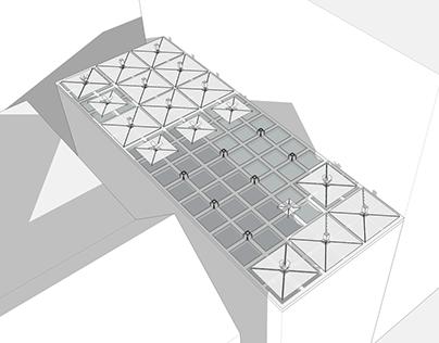 Kinetic Roof Development, Design X, Prof. Ku