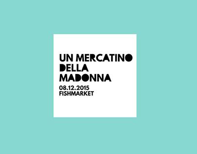 Un mercatino della Madonna