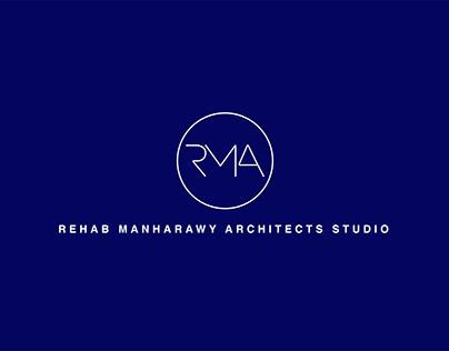Rehab Manharawy Logo