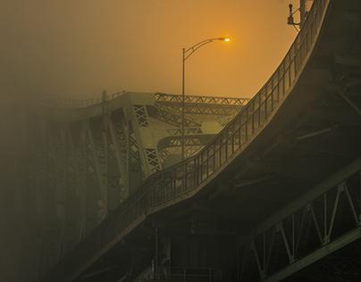 Exposition photo «Ponts et passerelles de Montréal»