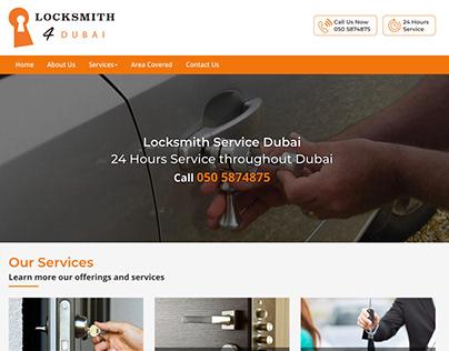 Locmsmith Dubai