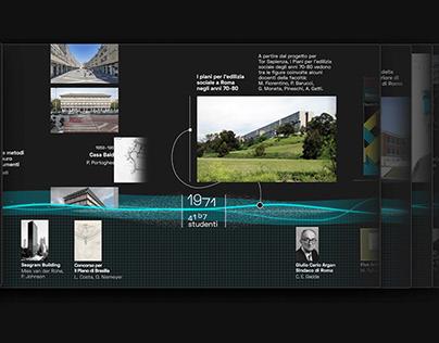 100 anni di Architettura alla Sapienza