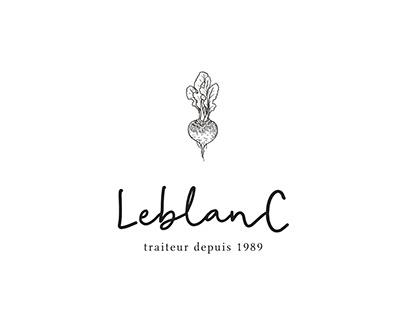 LEBLANC traiteur depuis 1989