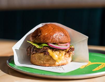 Just a Burger / Fotografía de Restaurantes.