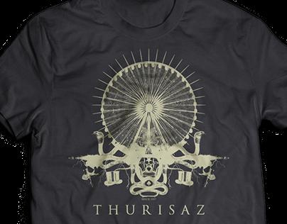 "Thurisaz ""Carnival"" - T-shirt design"