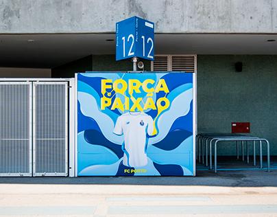 FC Porto Stadium Panel