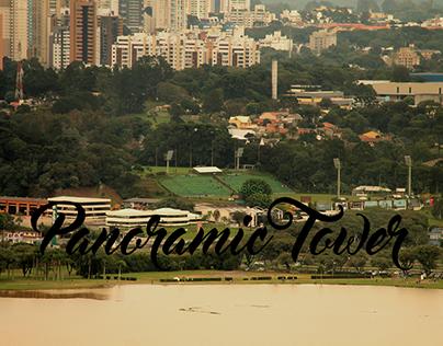 Panoramic tower - Curitiba