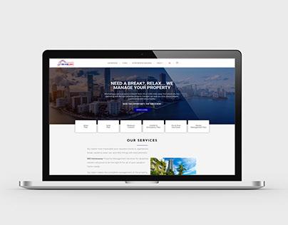 BM Homeaway Services - Wordpress + Elementor
