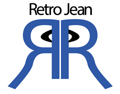 Retro Jean Logo