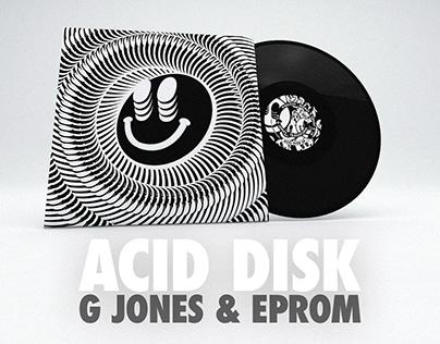 ACID DISK - EP