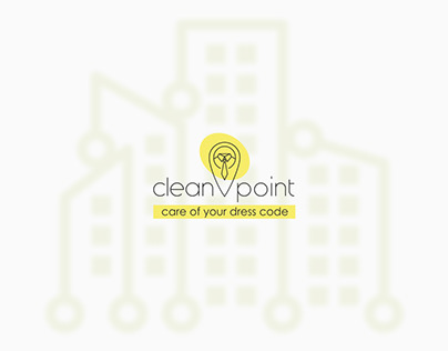Automated laundy point brand identity