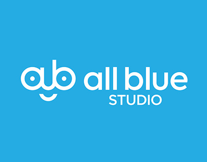 all blue studio