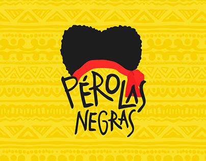 Social Media - Projeto Pérolas Negras