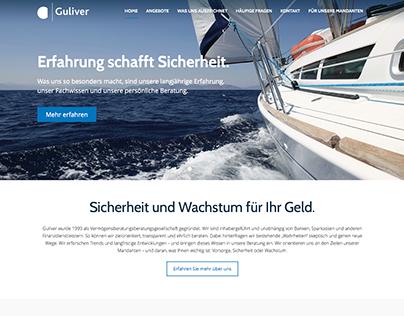 Guliver Website