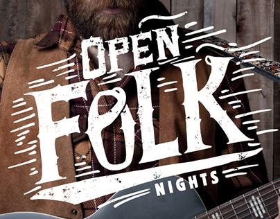 Open Folk  Rediseño de identidad