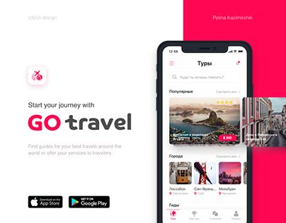 GoTravel App