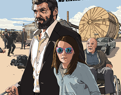 Logan - Poster design
