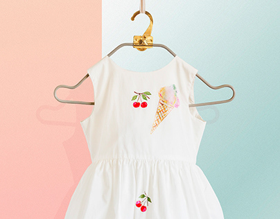 Children's Luxury Dresses S/S 2018