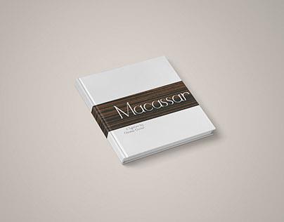 Type Design   Macassar Typeface