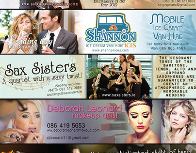 Commercial web banners
